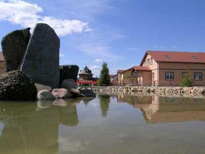 Посёлок Монастырское озеро, Статус земли: Другое